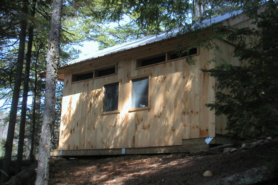 Ymca Camp Cabin