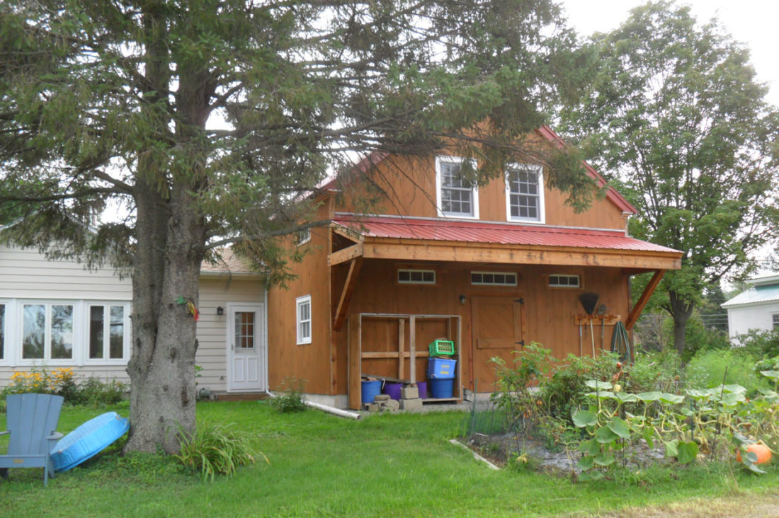 Williston Garage Barn