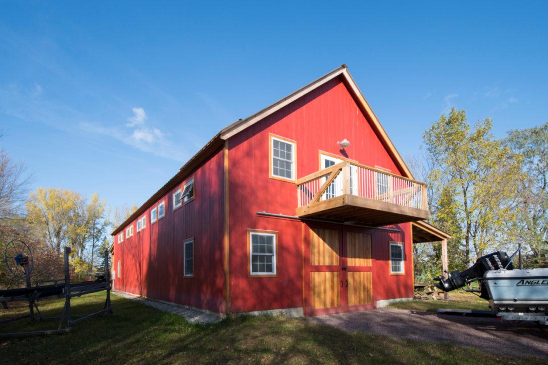 Champlain Islands Boat Barn